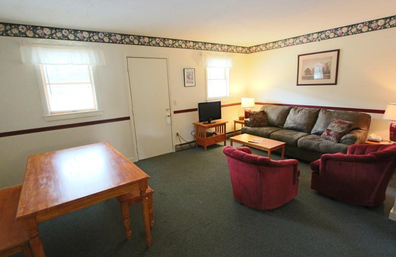 Interior View River View Resort