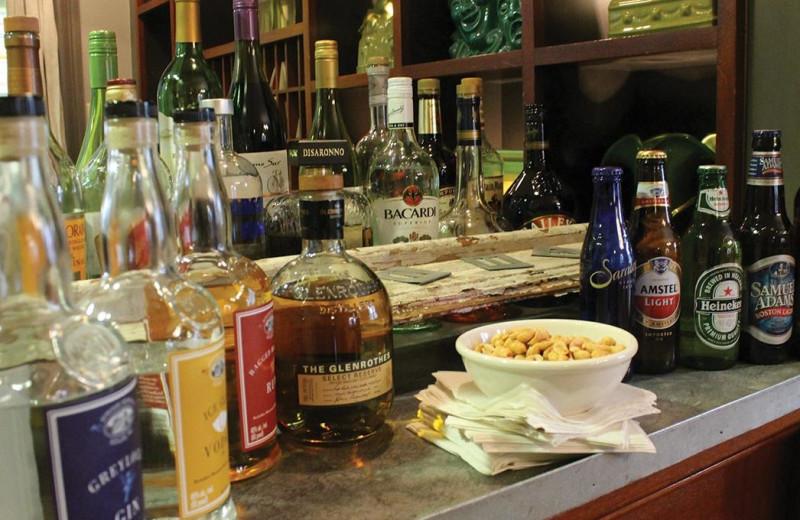Bar at The Porches Inn.