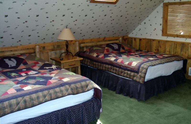 Guest Room at Whitetail Ridge