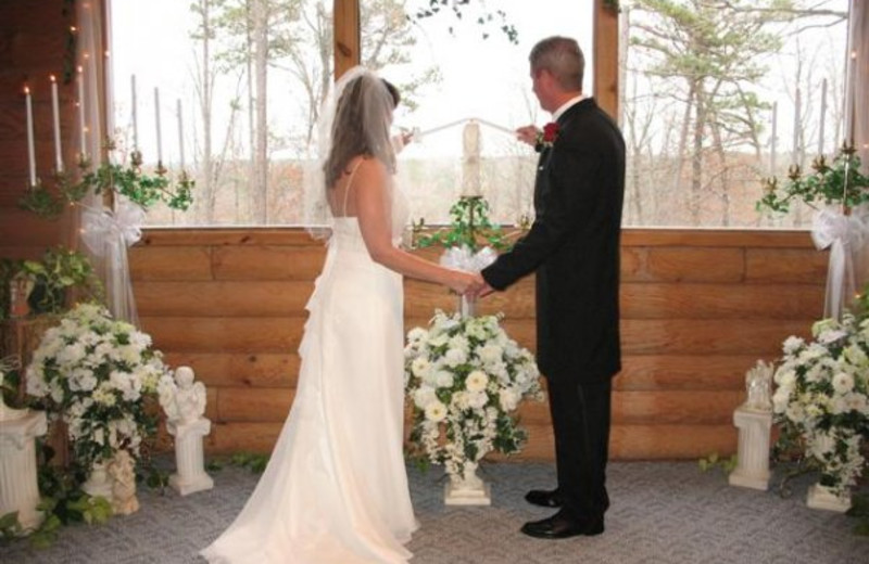 Weddings at Ridge Top Resort & Chapel.