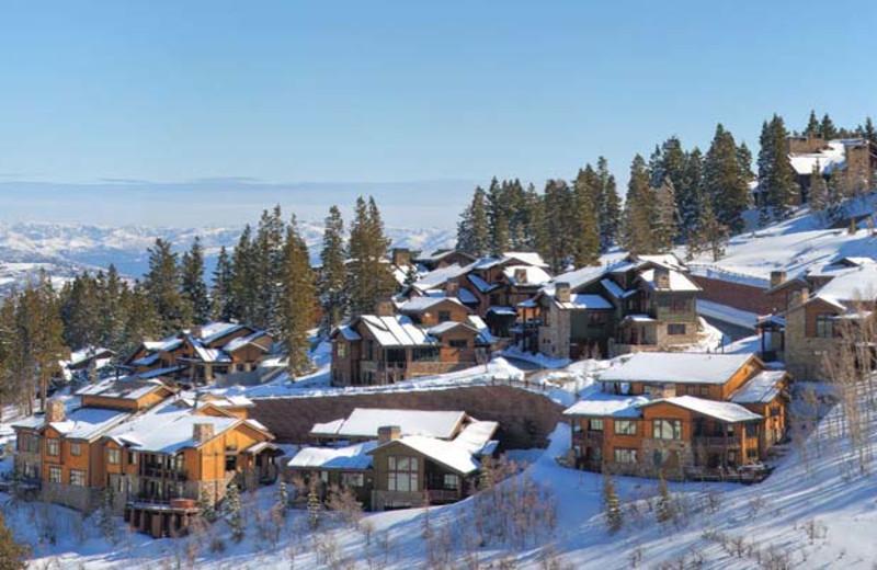 Exterior view of Deer Valley Vacation Rentals.