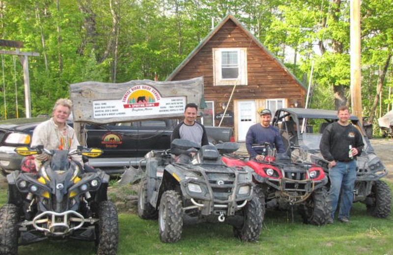Outdoor Activities at Sunrise Ridge Guide Service