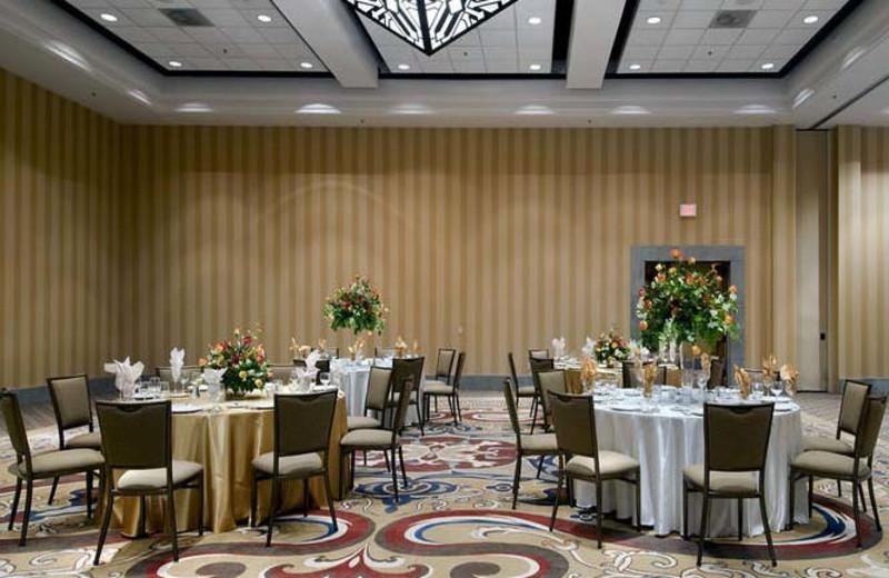 Event dinner at Hilton Tucson El Conquistador Golf & Tennis Resort.