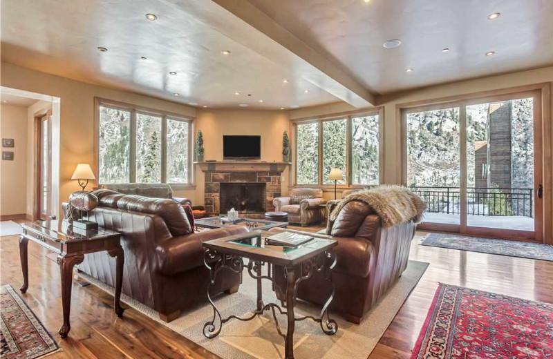 Rental living at Canyon Services Vacation Rentals.