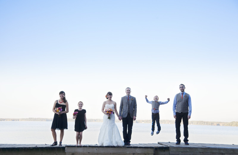 Weddings at Bayview Wildwood Resort