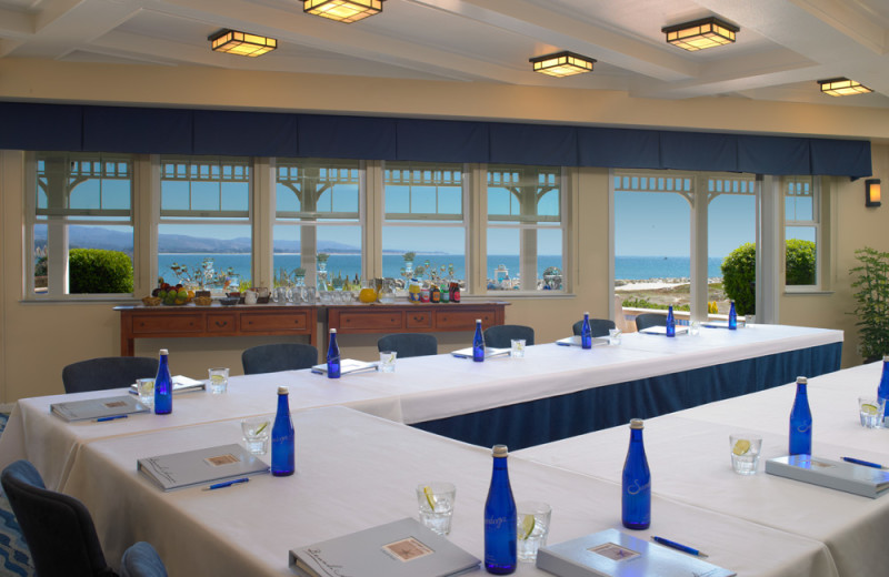 Meetings at Beach House Hotel Half Moon Bay.
