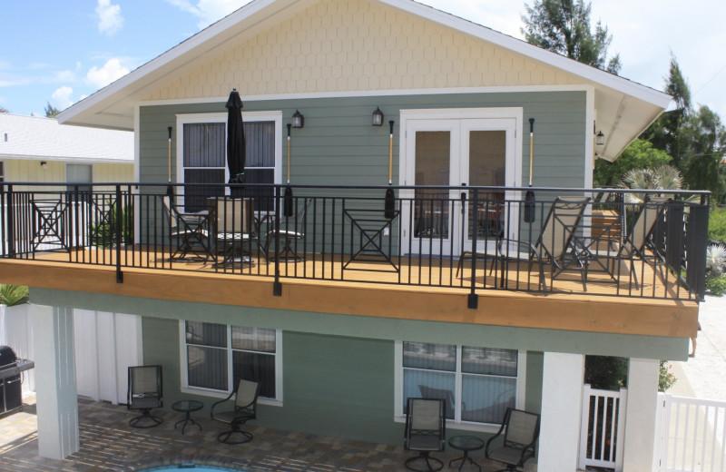 Rental exterior at Anna Maria Island Beach Rentals, Inc.