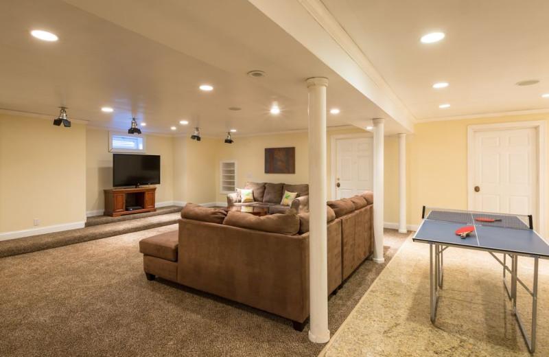 Lounge at Meadowbrook Estate.