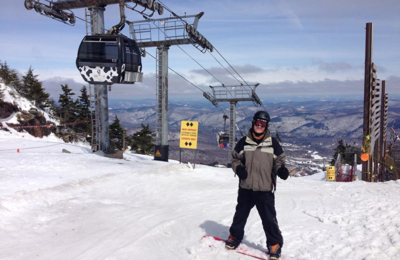 Skiing near Killington Rental Associates.