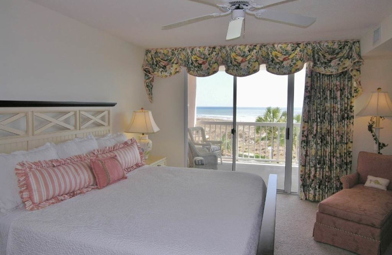 Rental bedroom at Litchfield Real Estate.