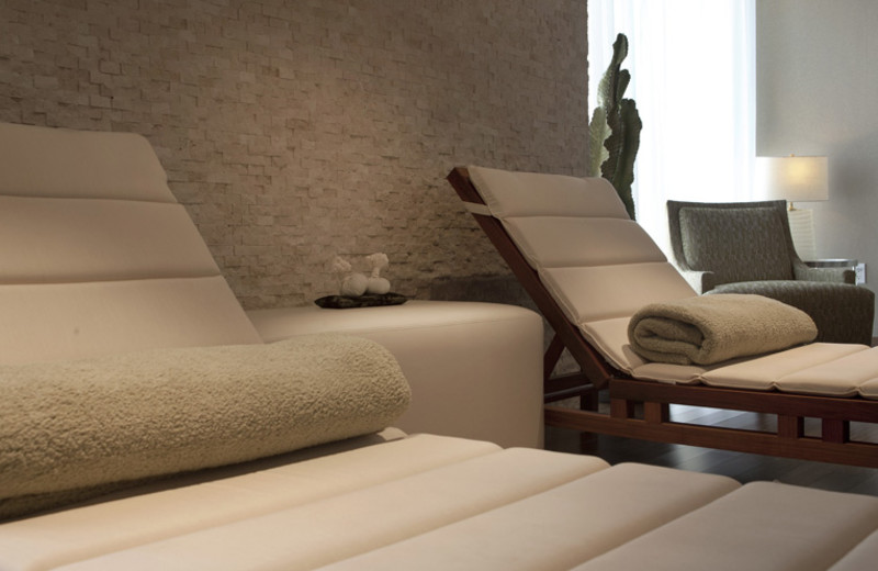 Spa spaces at Talking Stick Resort