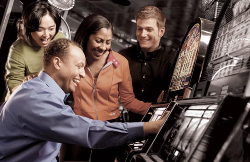 Slot Machines at Nugget Casino Resort