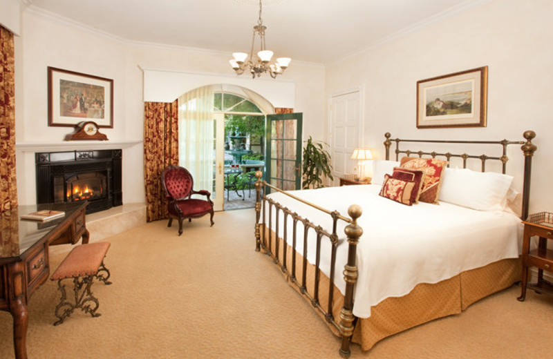 Guest Room at Santa Ynez Inn