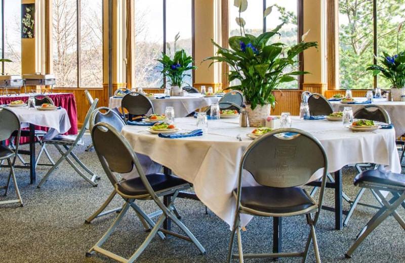 Meetings at YMCA Trout Lodge & Camp Lakewood.