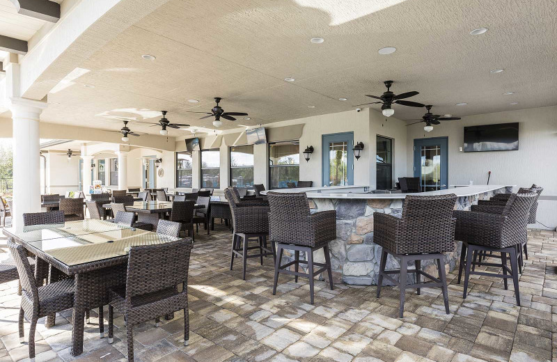Breakfast room at Balmoral Resort.