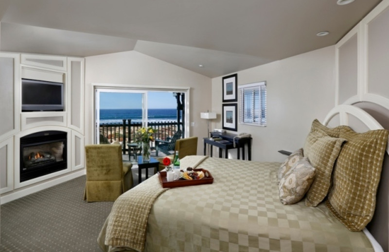 Guest Room at The Sanctuary Beach Resort
