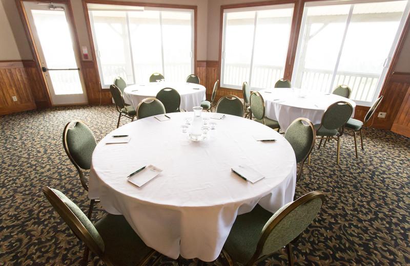 Meetings at Eganridge Resort, Country Club & Spa.