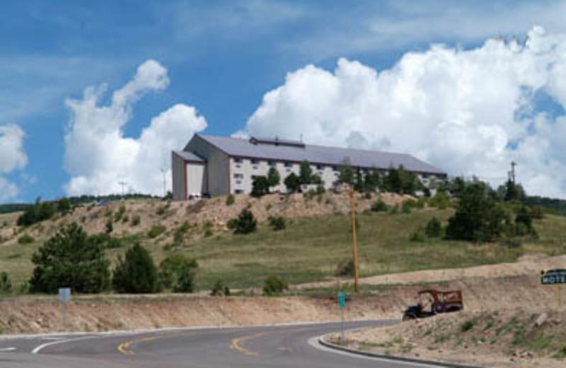 Exterior View of Gold King Mountain Inn