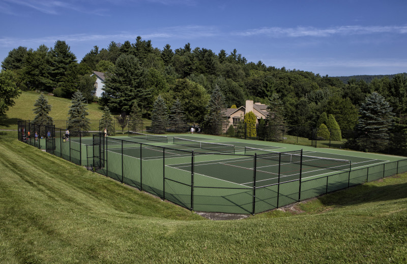 Chetola Tennis, 3 newly resurfaced courts, ready for you to enjoy.