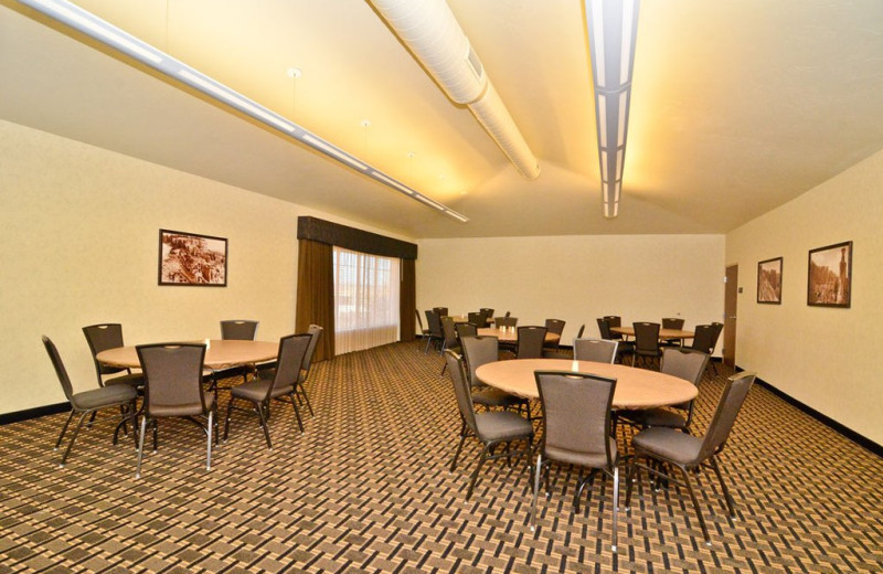 Conference room at Best Western Bryce Canyon Grand Hotel.