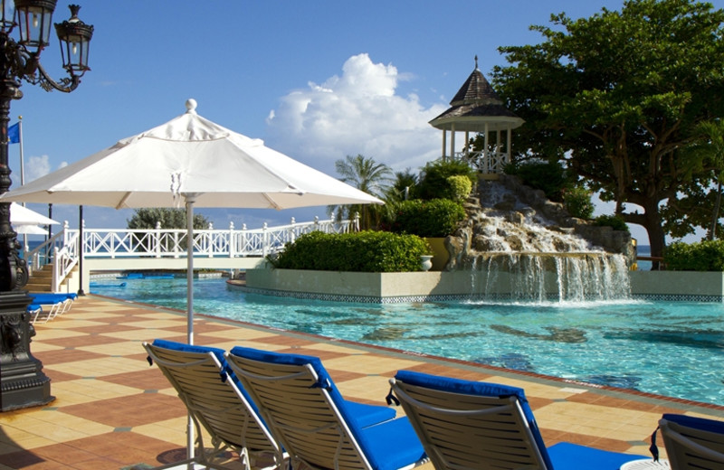 Outdoor pool at The Jewel Dunn's River Resort & Spa.