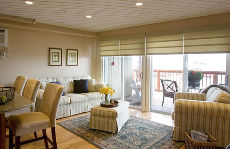 Sandpiper suite at Sands by the Sea.