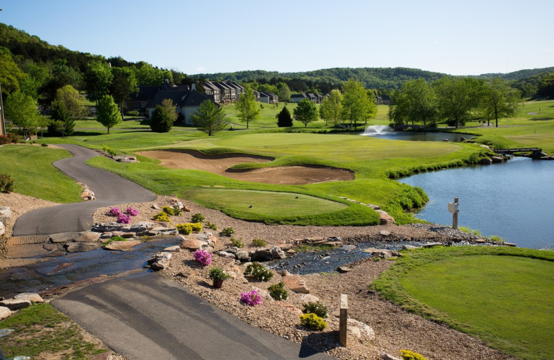 Golf course at Old Kinderhook Resort & Golf Club.
