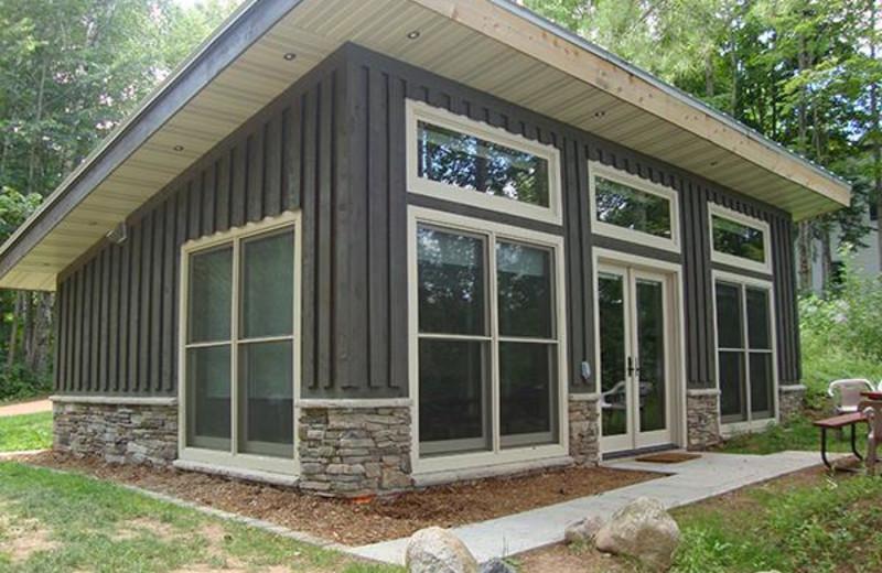 Cabin at Hidden Valley Inn & Resort.