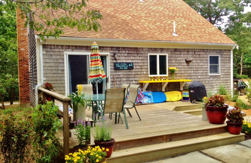Rental exterior at Hopper Real Estate.