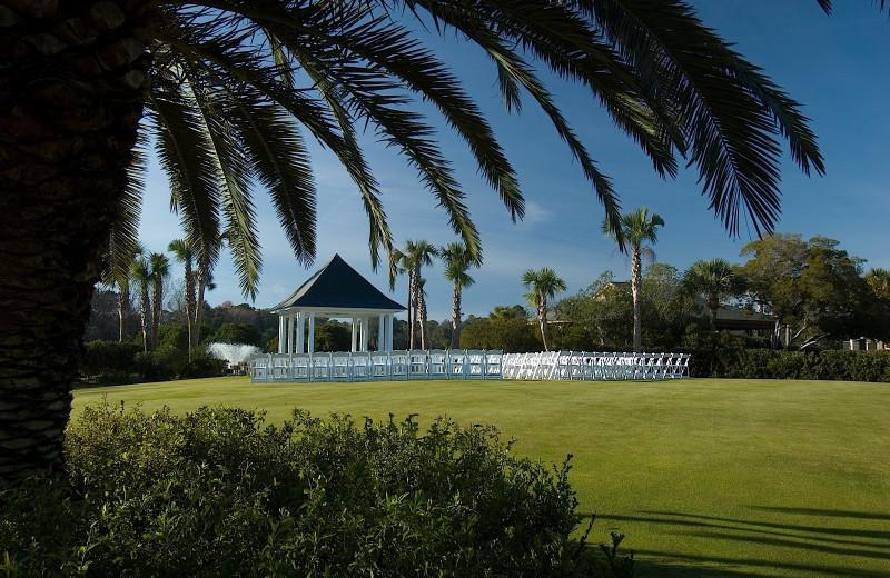 Wedding at Sea Palms Resort.