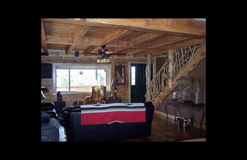 Interior view of Fish Hawk Flats.