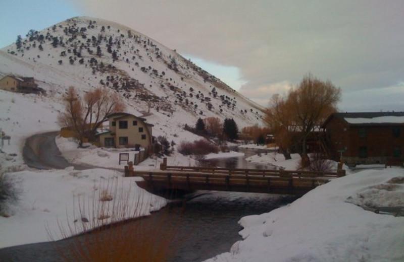 Creek View of Inn on the Creek