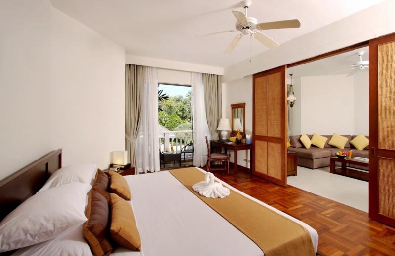 Guest room at Allamanda Laguna Phuket.