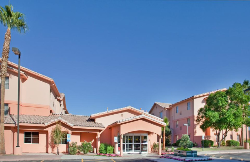 Exterior view of TownePlace Suites Tempe.