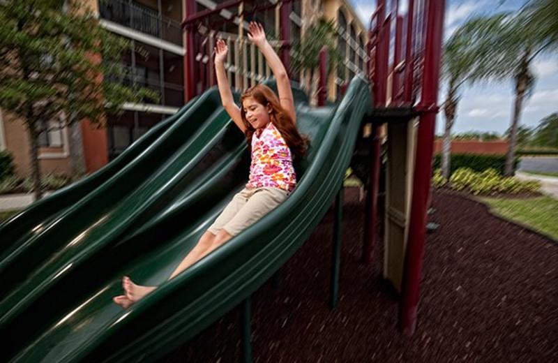 Kid's playground at Westgate Town Center.