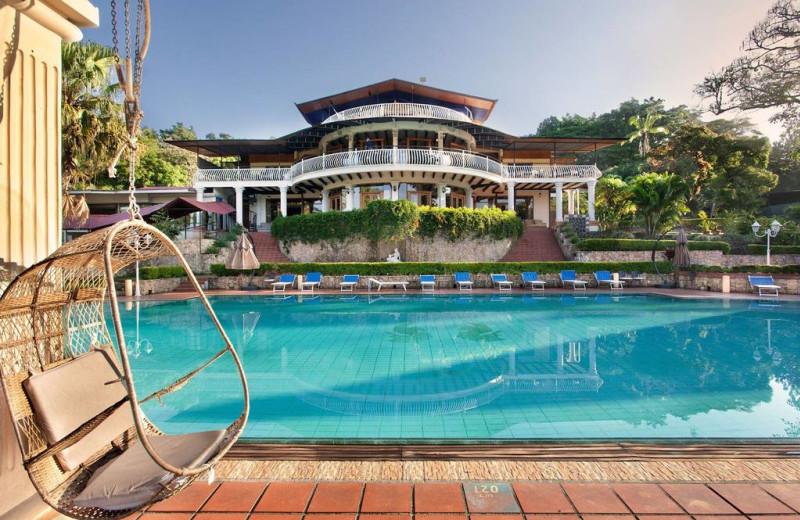 Outdoor pool at Martino Resort & Spa.