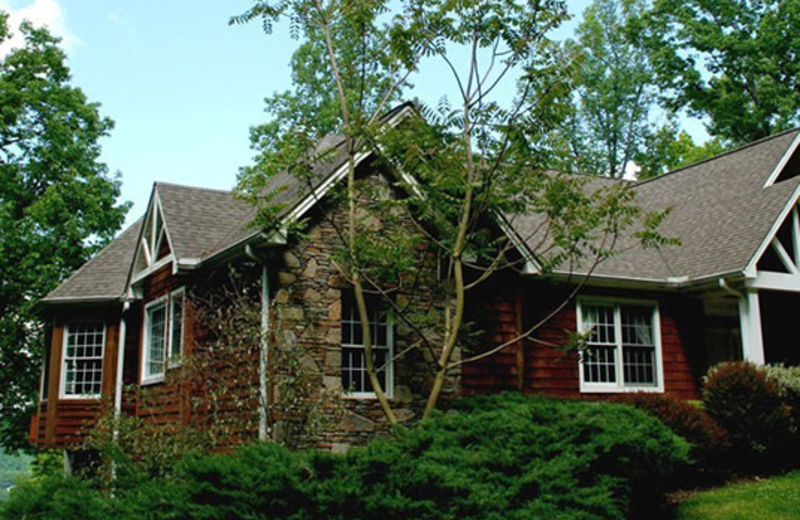 Exterior view at Asheville Connections.