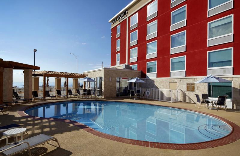 Outdoor Pool at Four Points by Sheraton Galveston