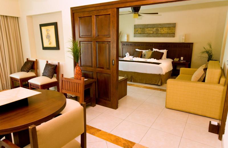 Guest room at BlueBay Grand Esmeralda.