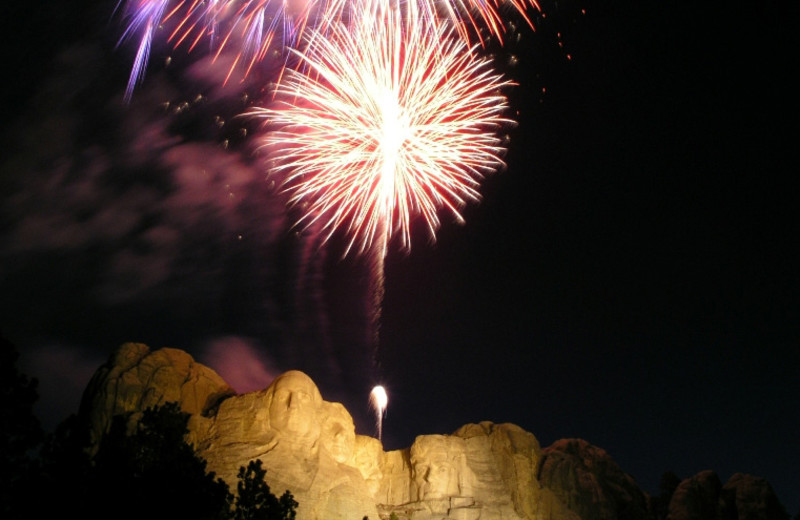 Holidays at Rushmore Express Inn & Family Suites.
