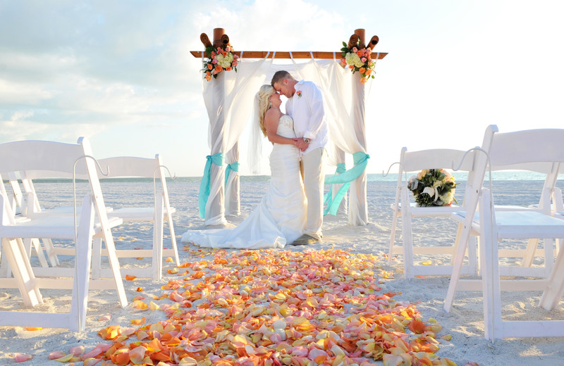 Weddings at TradeWinds Island Grand.