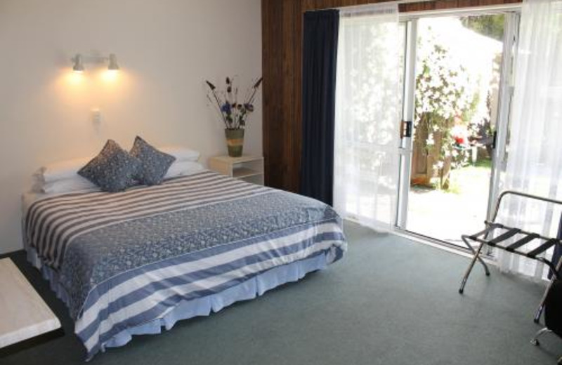 Guest room at Anglers Paradise Resort.