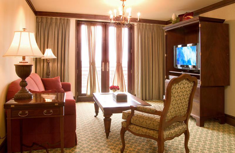 Ambassador Suite at The Inn at St. John's