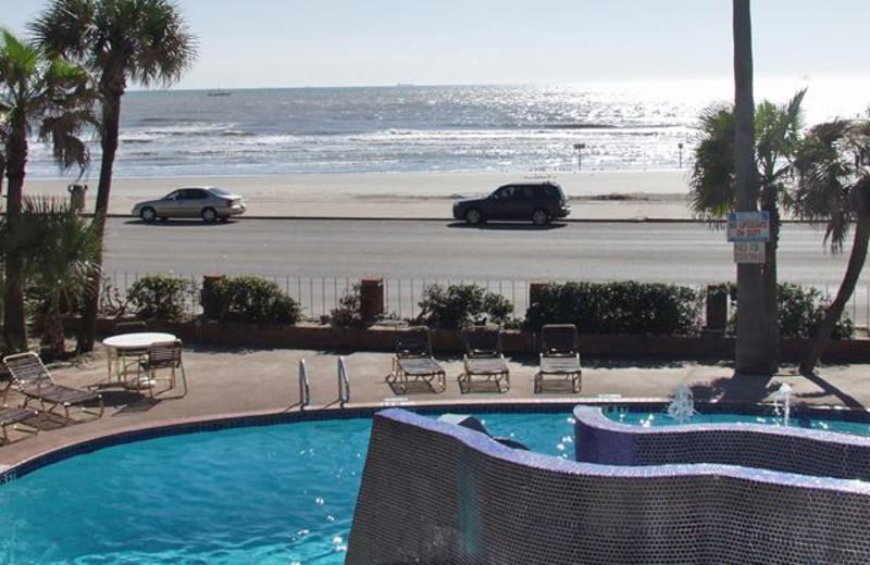 Outdoor Pool at Commodore on the Beach