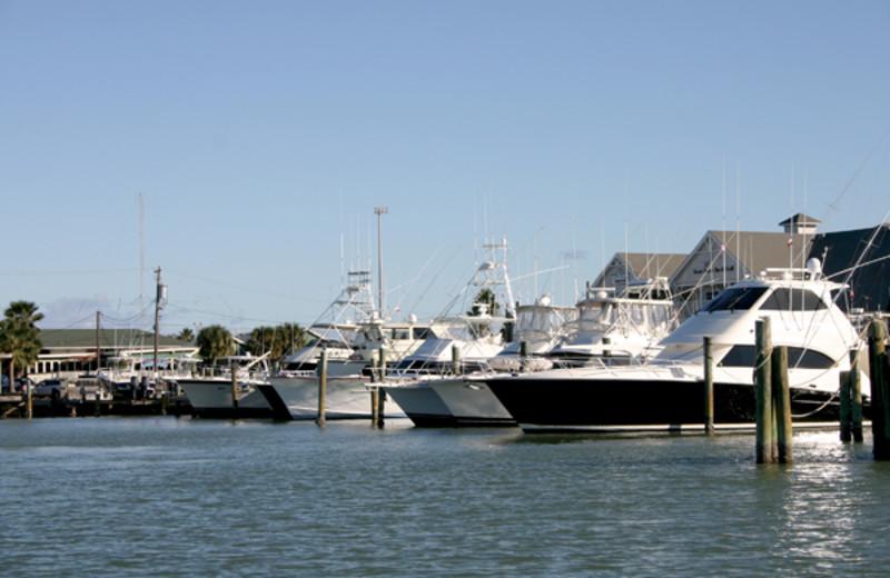 Marina at Coral Cay Beachfront Condominiums