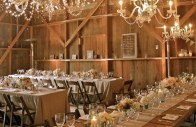 Wedding Reception at Mountain Lake Hotel