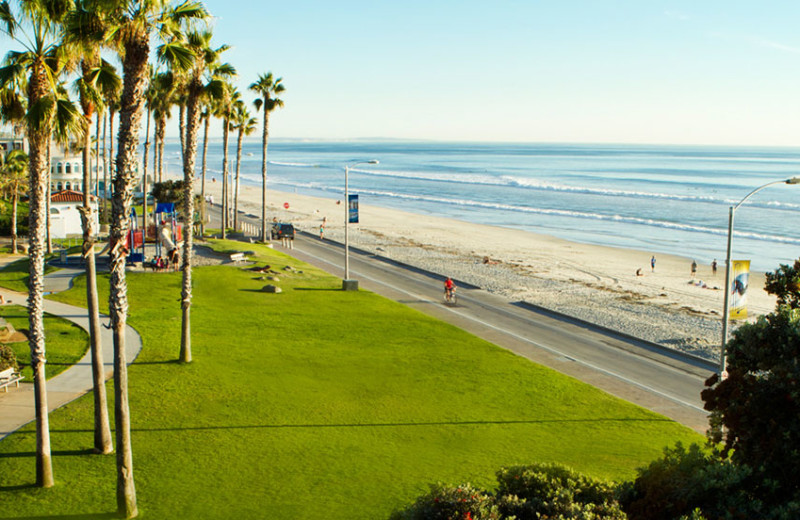 View from Property at the Southern California Beach Club