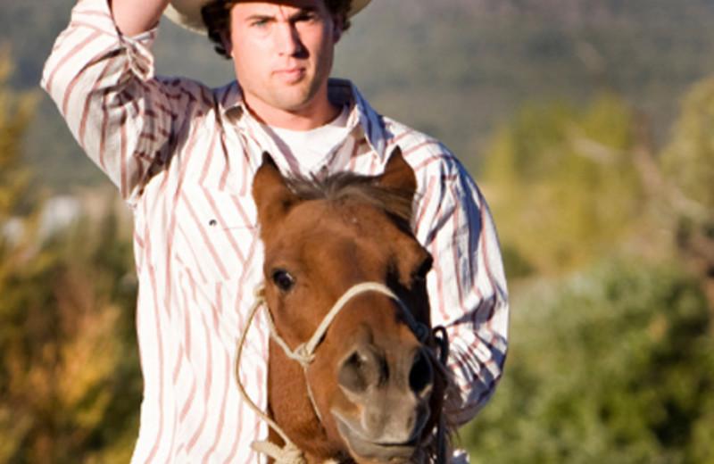 Horseback Riding at Lolo Lodge