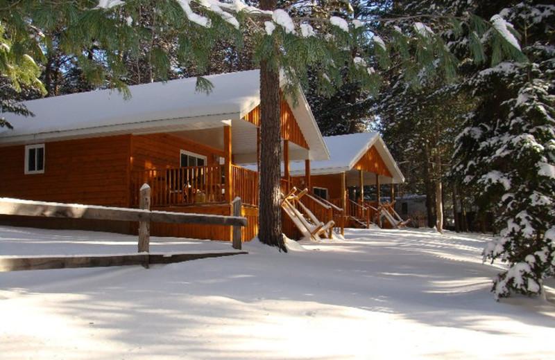 Cabins at Pine Cliff Resort