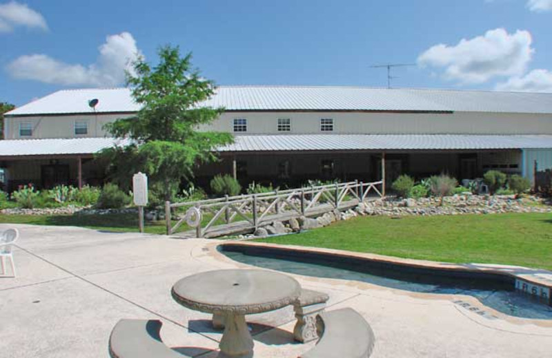 Exterior View of Hill Country Resort